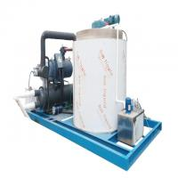 8 Tons/Day High Quality/CE Certificate Flake Ice Making Machine for Fishery Manufactures