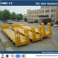 extendable low bed trailer for sale Manufactures