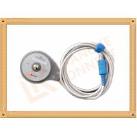 Ultrasound Pressure Fetal Monitor Transducer For Sunray  618 Toco Probe Manufactures