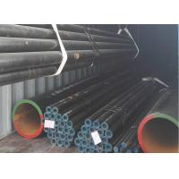 Buy cheap P91 Seamless Steel Pipe Hot Rolled ASTM A335 Standard High Temperature Service from wholesalers