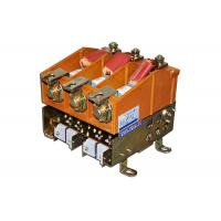 Electrical Three Phase AC Vacuum Contactor Unit 4 Pole For Device Protection Manufactures