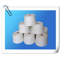 high quality polyester spun virgin yarn 28s/1 for knitting Manufactures