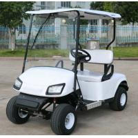 3000W Electric Vintage Cars 2 Seats / Tourist Electric Golf Buggy Manufactures