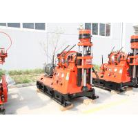 XY-4 Hole Depth 700 - 1000m Skid Mounted Drilling Rig For Prospecting Mineral Manufactures