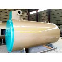 High Performance Thermal Oil Boiler , Gas / Oil Fired Heating Oil Boiler 700 KW Manufactures