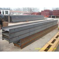 Buy cheap long Steel I Beam of JIS G3101 SS400, ASTM A36, EN 10025 Mild Steel Products / Produc from wholesalers