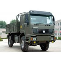 4x4 Military Heavy Cargo Truck 290HP Engine Left / Right Hand Drive Manufactures