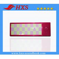 China China Export Educational Sound Pad/ Electronic Music Sound Pad for Books on sale