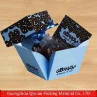 Different Size Food Packaging Box (QY-T233) Manufactures