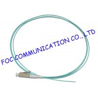 1M OM3 10G Fiber Optic Pigtail 0.9mm 1.6mm 2.0mm 2.4mm 3.0mm Easy Operation Manufactures