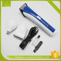 NHC-2014 3 in 1 Style Groomer Nose and Hair Trimmer for Personal Hair Care Cordless Hair Clipper Manufactures