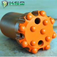 Mining / Tunneling Quarry Rock Drilling Tools , Thread Drill Bits Manufactures