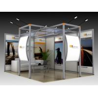 Aluminum Lightweight 4 x 4m Telescoping Banner Stand Dye - Sublimation Manufactures