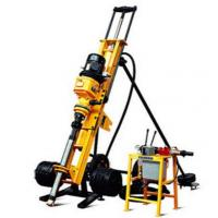 High Efficiency Portable 20m Pneumatic DTH Rock Drill For Blasthole Drilling Manufactures