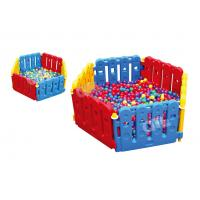 Easily Assembled Indoor Adventure Play Equipment Multi Color Manufactures