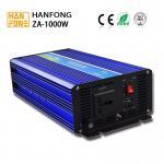 off grid solar power 1000w inverters 110v 120v 220v 50hz or 60hz converter  hanfong factory Pure sine wave inverters Manufactures