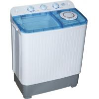 China Plastic Twin Tub Washing Machine Portable , Commercial Apartment Twin Tub Washer And Dryer on sale