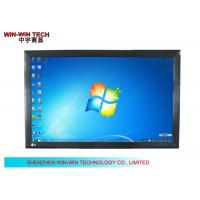 Public Wall Mounting Interactive Touch Screen LCD Monitor With Remote Control Manufactures