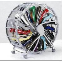 Round Shoe Display Racks Manufactures