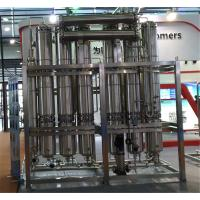 Full automatic multi-effect distilled water machine for medical industry Manufactures