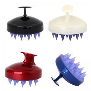 68 G Shower Scalp Massage Brush , Personal Scalp Scrubber Shampoo Brush Manufactures