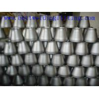 """3 / 4"""" * 1 / 2"""" Duplex Steel Pipe Fitting 2205 SCH10 Concentric Reducer Manufactures"""
