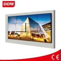 6.7mm bezel 46inch 3x4 Lcd Video Wall, samsung lcd panel advertising display Manufactures