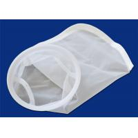 OEM Design 80 Mesh 18*410mm Nylon Filter Bag For Liquid Paint And Coatings Manufactures