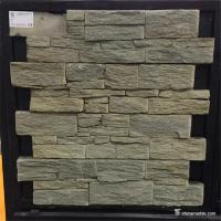 Natural Stone Ledger Panels With Cement Backed , Ledge Stone Wall Panels Manufactures