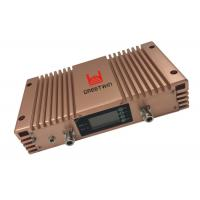 Buy cheap Adjustable Central Frequency Cell Phone Signal Boosters for 3 Band EGSM DCS 3G from wholesalers