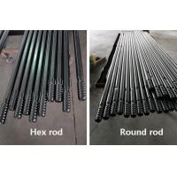 R32 R38 T38 Round and Hex Drill Rod Used in short hole drilling, drifting and tunneling Manufactures