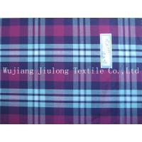 China Cotton Yarn Dyed Check Fabric on sale