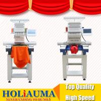 China Top quality high speed one head embroidery machine for cap/t shirt/ flat/ shoes and so on on sale