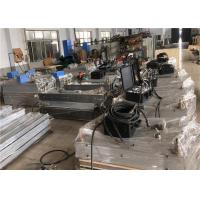 Heat Pressnation Conveyor Belt Vulcanizing Press For Power Plant 12 Kw Manufactures