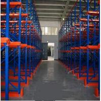Heavy Duty Steel Rack Storage System Adjustable Selective Steel Q235 Material ISO9001 Manufactures