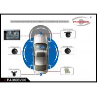 360 Degree Multi View Camera System 4 Way Video Recording And Playback Manufactures