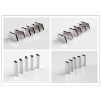 N52 Extra Strong Neodymium Block Magnets Sintered Corrosion Resistant Manufactures