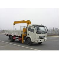3 ton truck mounted crane-straight arm crane Manufactures
