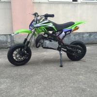 70CC 1P47FMD Single Cylinder Air Cooled Dirt Bike Motorcycle With Front / Rear Drum Manufactures