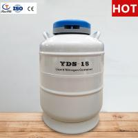Tianchi Chemical Storage Tank YDS-15-125 Cryogenic Vessel 15L Liquid Nitrogen Container Manufactures