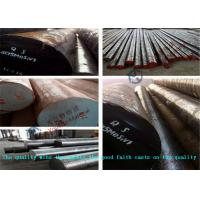 China Cold Work Milling High Speed Tool Steels Flat Bar Din 1.2767 100Cr6 ASTM 6F7 with 16mm - 500mm Thickness on sale