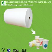 PE coated cup paper wholesale from China Manufactures