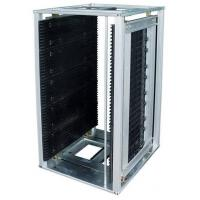 China SMT Anti - Static ESD PCB Magazine Rack Metal SO9001 Certification on sale
