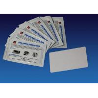 Zebra Printer 104531 001 CR80 Cleaning Card And Cleaning Swab Combination Set