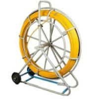 HT-FGDR Fiber Optic Tools Fiberglass Duct Rodder Rubber Wheel With Copper Drawing Head Manufactures
