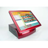 Wireless POS Terminals with Customer Pole , Cash Drawer and Printer Manufactures