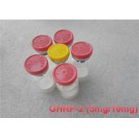 China High Purity Muscle Building Peptides GHRP - 2 , Injectable Peptides Bodybuilding CAS 158861-67-7 on sale