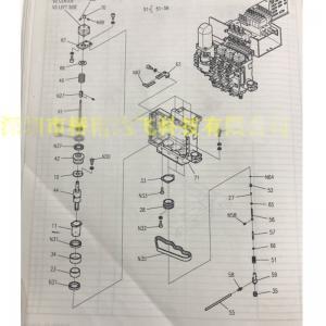 XNRNFU01SUS YAMAHA Spare Parts N502FNTA2542 N502FTRA2542 104305954501 HDF accessories Manufactures
