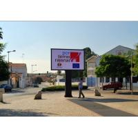 HD Waterproof Outdoor Full Color Advertising LED Display 1R1G1B 6103 dot / m2 Manufactures