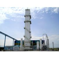 Quality Nm3 / h cryogenic air separation unit Cutting Gas Inert Gas / Filling Gas for sale